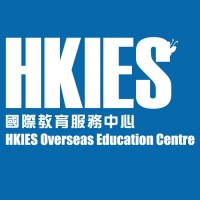 HKIES Overseas Education Centre LOGO UK studies expert