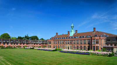 Liverpool Hope university campus