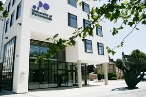 university of Portsmouth campus
