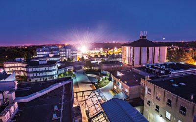 bournemouth university Roof